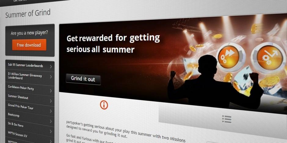 partypoker reward program